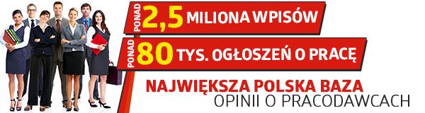 Praca Poznań